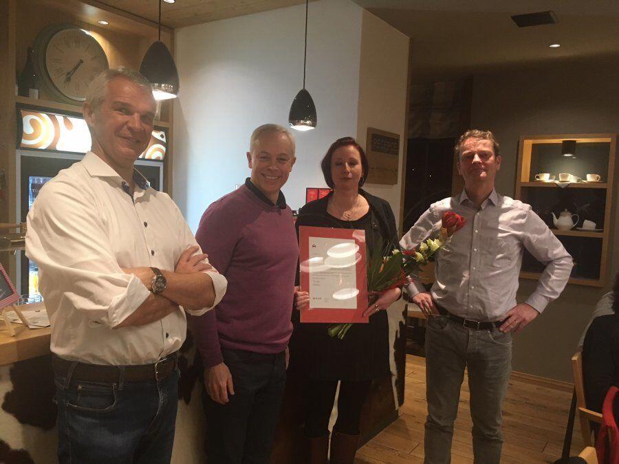DME EU Team - Heroes Award