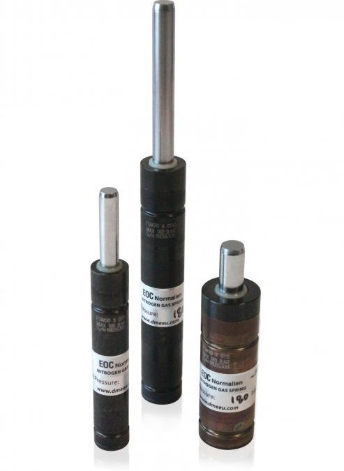 DME Europe adds small nitrogen gas springs to its successful EOC product line