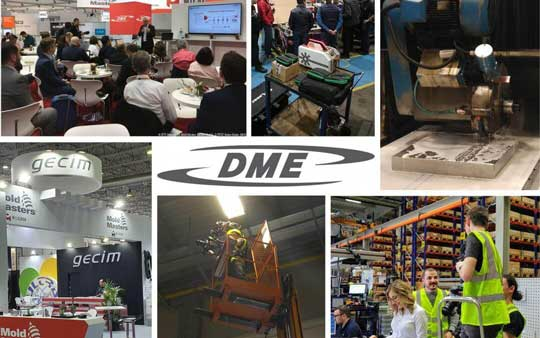 DME thanks to its business partners.