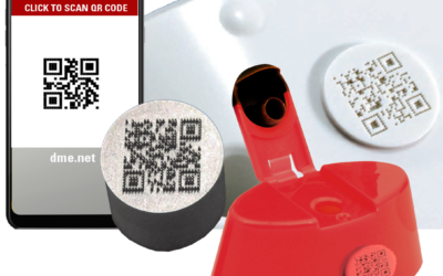 CONNECT with DME QR-Code Inserts