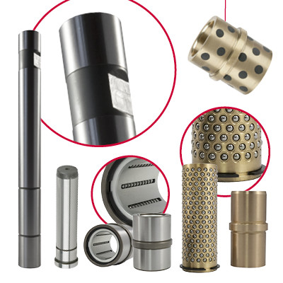 DME New Range Of Guiding Components